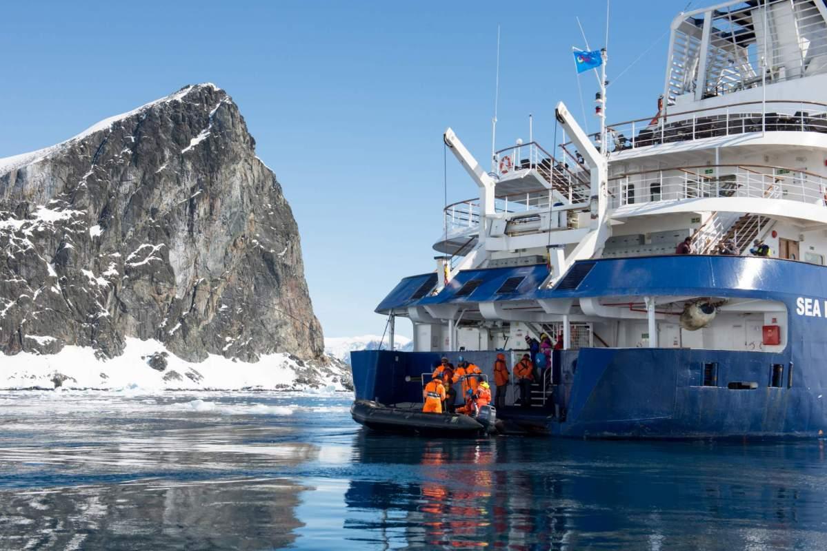 Sea Spirit  Antarctica Cruise  Southern Explorations