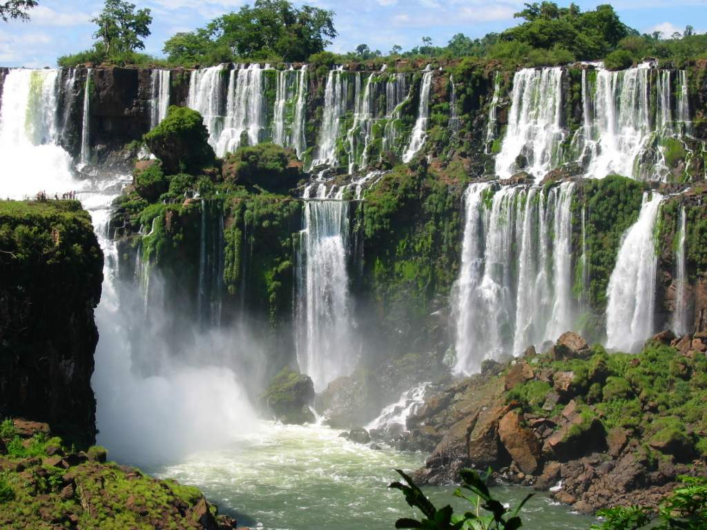Iguazu Falls And Patagonia Tour