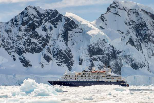Sea Spirit  Southern Explorations