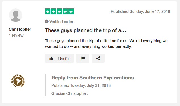 Southern Explorations review