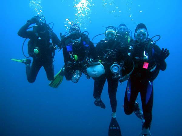 Galapagos Islands Scuba Diving Southern Explorations
