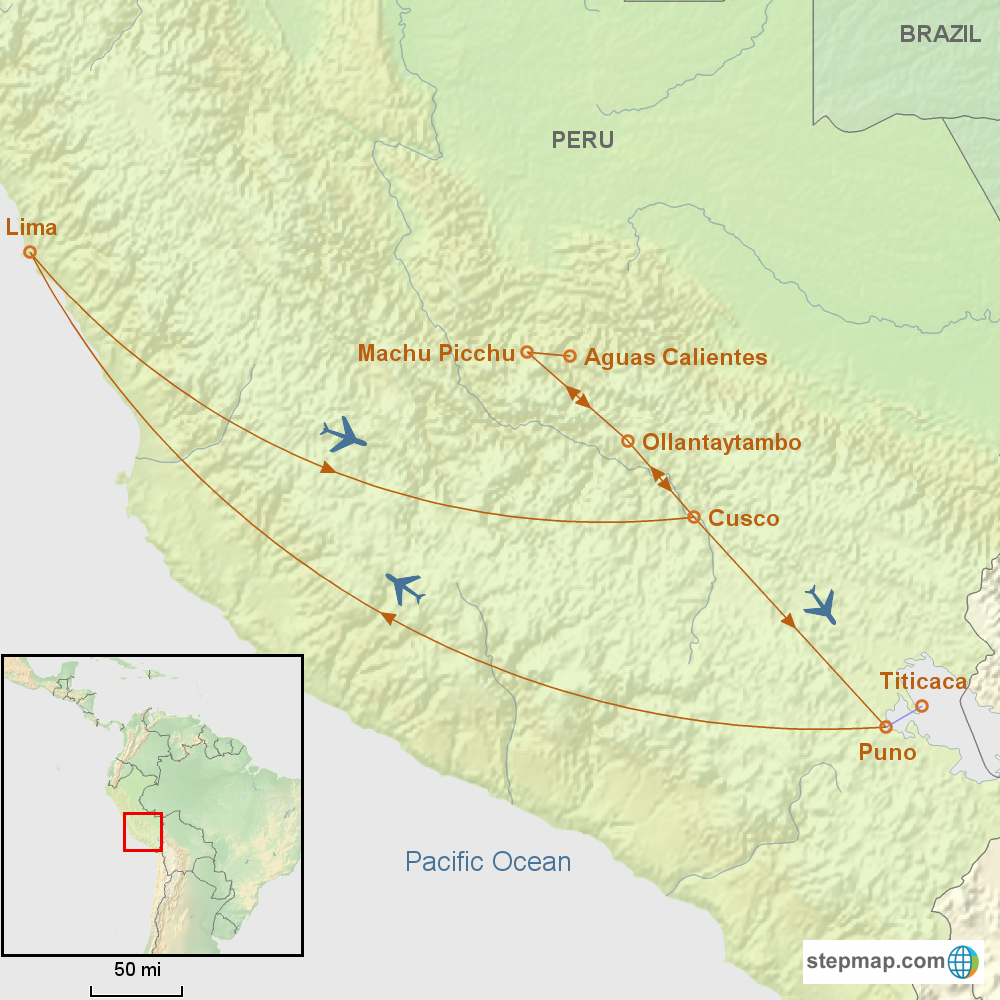 Machu Picchu Amp Lake Titicaca Peru Travel Southern Explorations